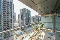 awesome Dubai - Bright And Spacious 1 Bedroom in Trident Bayside luxury apartment