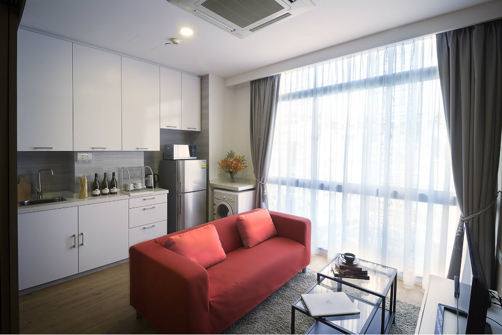 Singapore - Studio Serviced Apartment