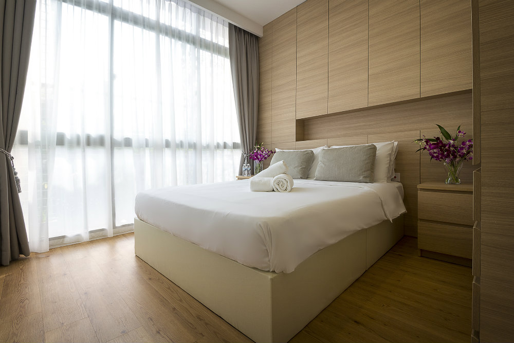 Singapore - Deluxe 1 Bedroom Serviced Apartment