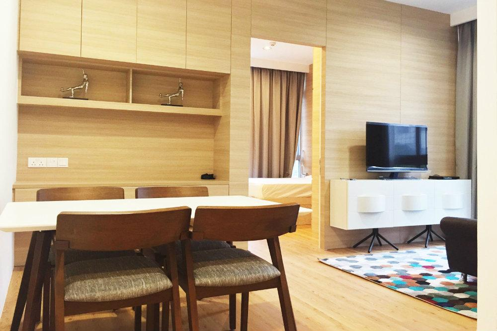 nice Singapore - Deluxe 1BR Serviced Luxury Apartment, holiday home, vacation rental
