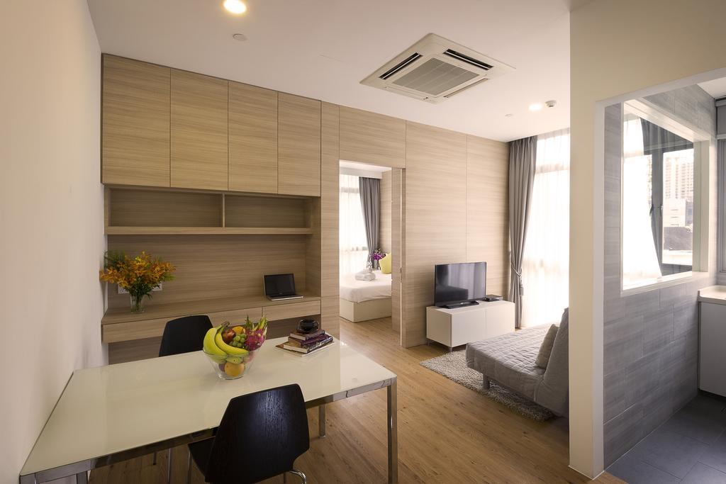 charming Singapore - Deluxe 1BR Serviced Luxury Apartment, holiday home, vacation rental