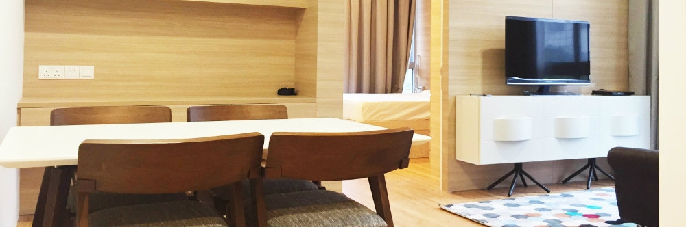 Singapore - Premium 1 Bedroom Serviced Apartment