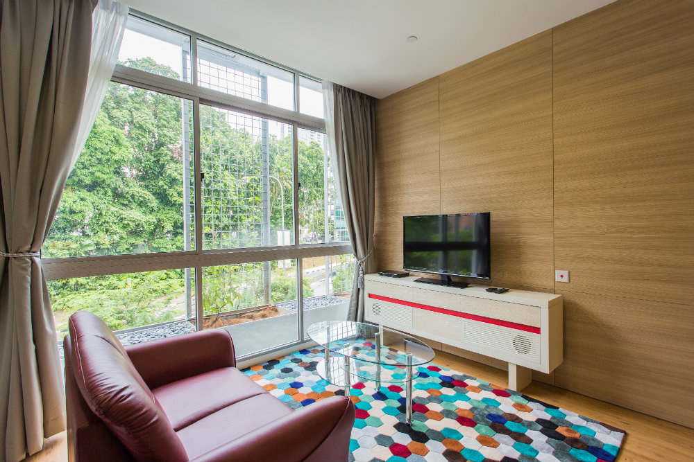 Singapore - Premium 1 Bedroom Serviced Apartment