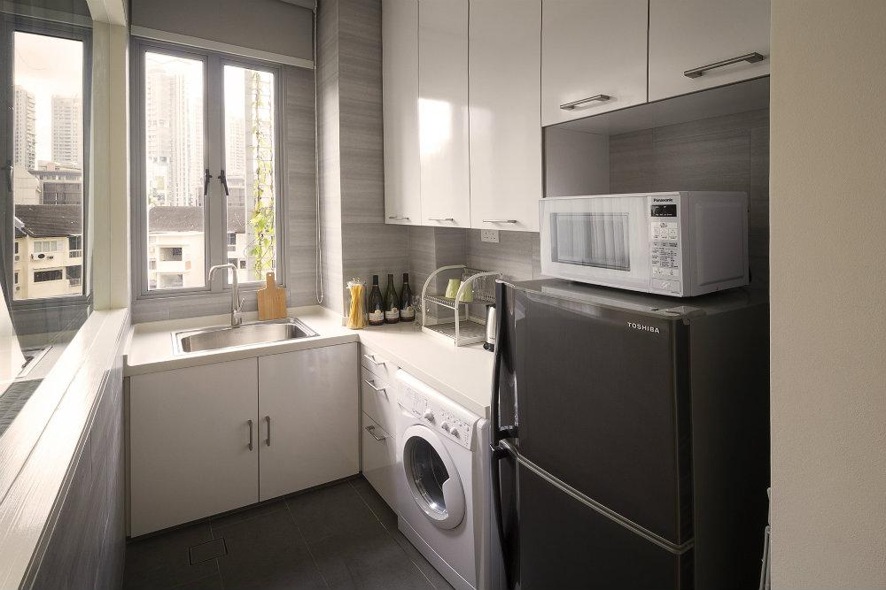 clean Singapore - Premium 1BR Serviced Luxury Apartment, holiday home, vacation rental