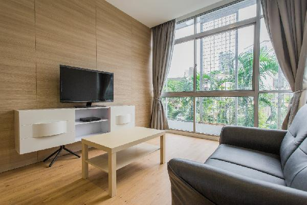 Singapore - 2 Bedroom Serviced Apartment