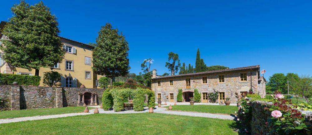 Tuscany - Lucca Hamlet