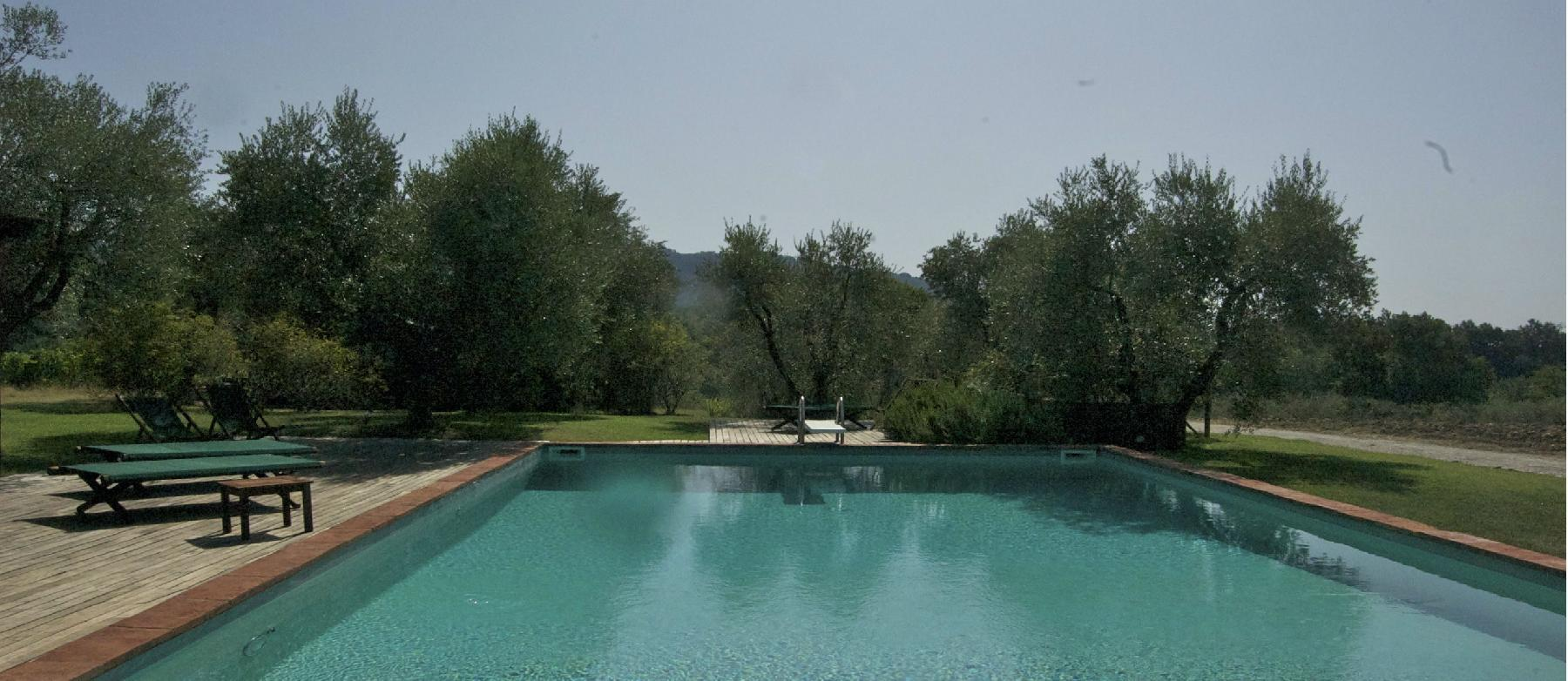 Tuscany - Montecatini Villa
