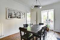 fully furnished République - Voltaire luxury apartment
