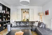 dapper sofa in République - Voltaire luxury apartment