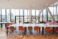 spacious Vienna - Studio with Balcony luxury apartment