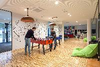cool game room in Vienna - Studio with Balcony luxury apartment