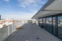 fantastic terrace of Vienna - Studio with Balcony luxury apartment