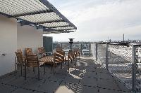 cool patio furniture at Vienna - Studio with Balcony luxury apartment