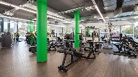 cool gym near Vienna - Studio with Balcony luxury apartment