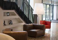 cool lobby near Vienna - Studio with Balcony luxury apartment