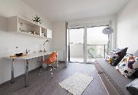 bright and breezy Vienna - Studio with Balcony luxury apartment