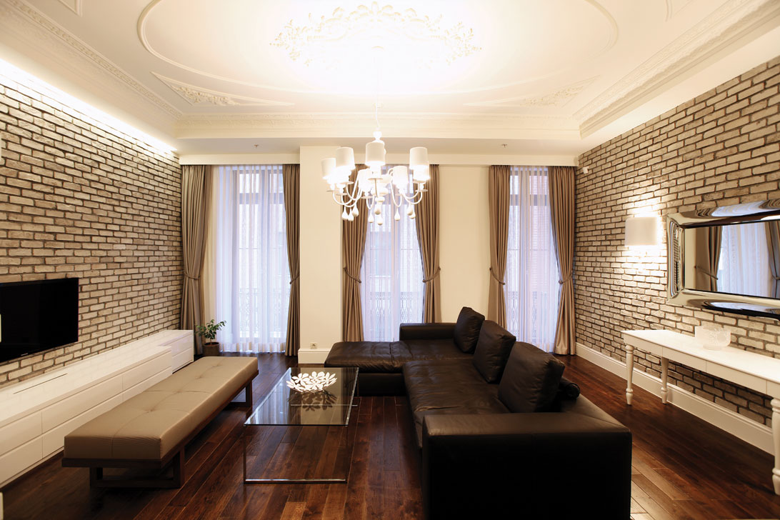 Istanbul - Fully Furnished Modern Flat