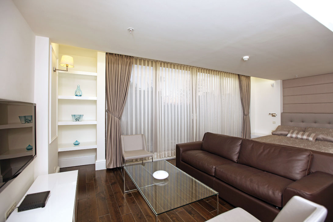 Istanbul - Fully Furnished Modern Studio