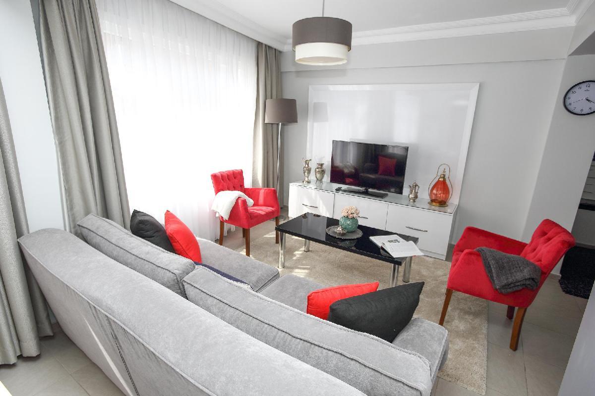 Istanbul - Rubellite – 2 BR Apartment