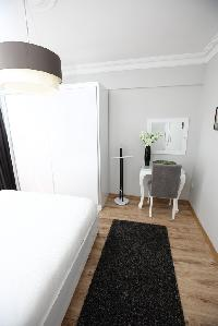 nice interiors of Istanbul - Rubellite 2BR luxury apartment and vacation rental