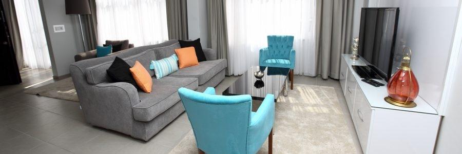 Istanbul - Blue Zircon – 1 BR Apartment