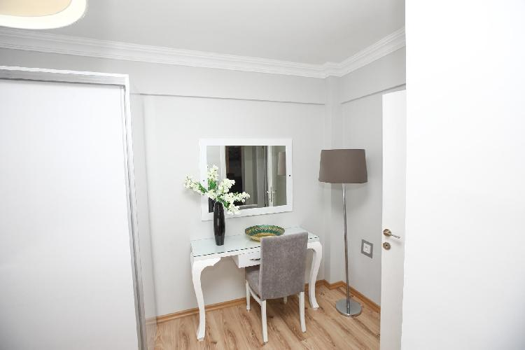 spacious Istanbul - Pink Sapphire 2BR luxury apartment and vacation rental