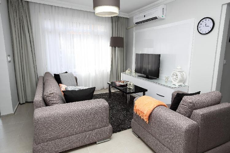 chic Istanbul - Orange Citrine 2BR luxury apartment and vacation rental