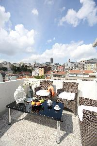 fascinating Istanbul - Black Opal 1BR Penthouse luxury apartment and holiday home