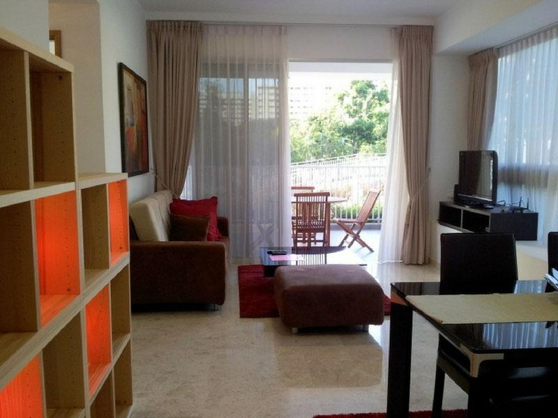 nice Singapore - 2BR Luxury Apartment - The Parc holiday home and vacation rental