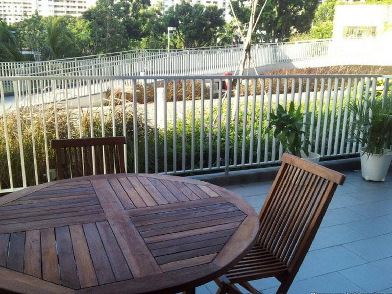 refreshing Singapore - 2BR Luxury Apartment - The Parc holiday home and vacation rental