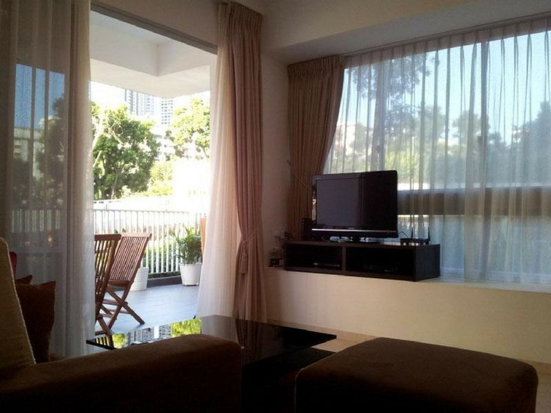 relaxing Singapore - 2BR Luxury Apartment - The Parc holiday home and vacation rental