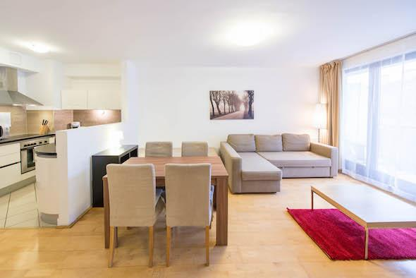 nice Budapest - Studio Apartment Mango luxury vacation rental and holiday home