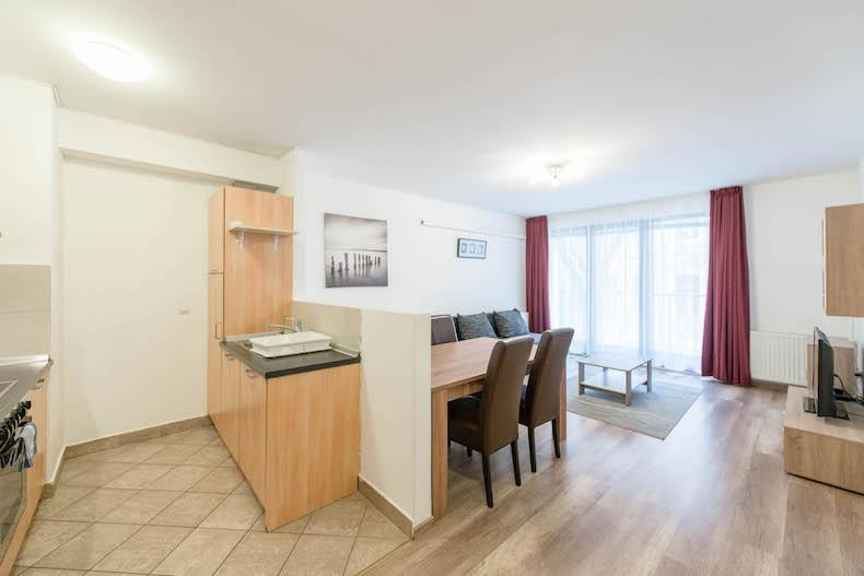 bright and breezy Budapest - Studio Apartment Mango luxury vacation rental