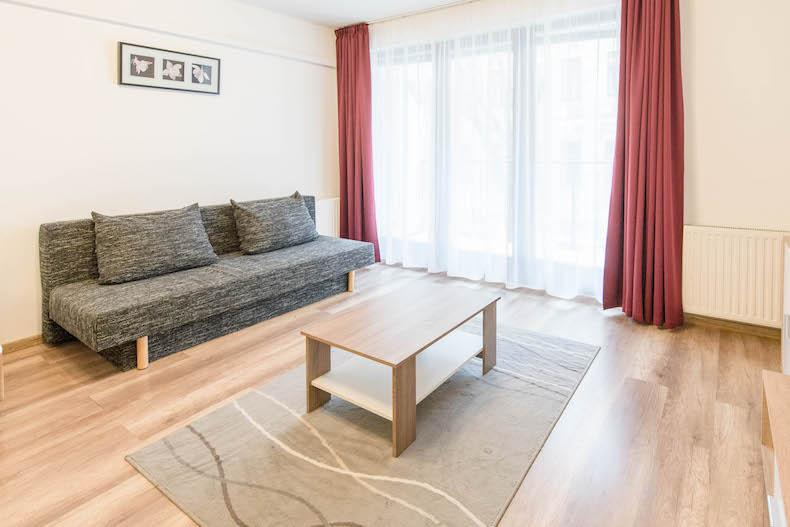 neat Budapest - Studio Apartment Mango luxury vacation rental and holiday home