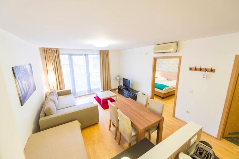 Budapest - 1 Bedroom Apartment Mango