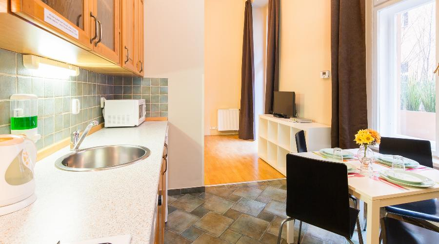 fully furnished Prague - Picasso Luxury Apartment 3 holiday home and vacation rental