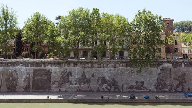 cool attractions near Rome - Via della Scala luxury apartment