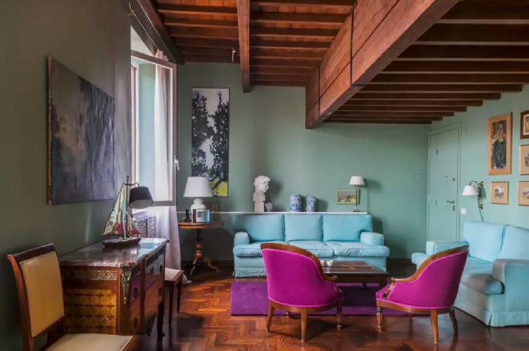 cozy Rome - Via della Scala luxury apartment and holiday home
