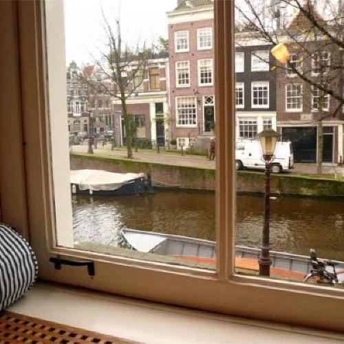 cool balcony of Amsterdam - Apartment Ellen luxury apartment