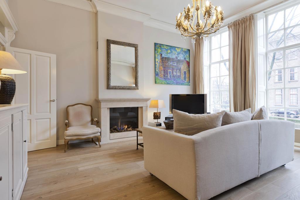 bright and breezy Amsterdam - Apartment Lex B luxury apartment
