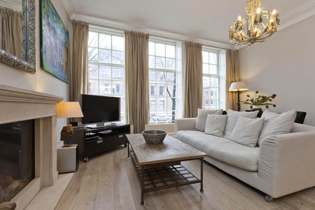 chic Amsterdam - Apartment Lex B luxury apartment and holiday home