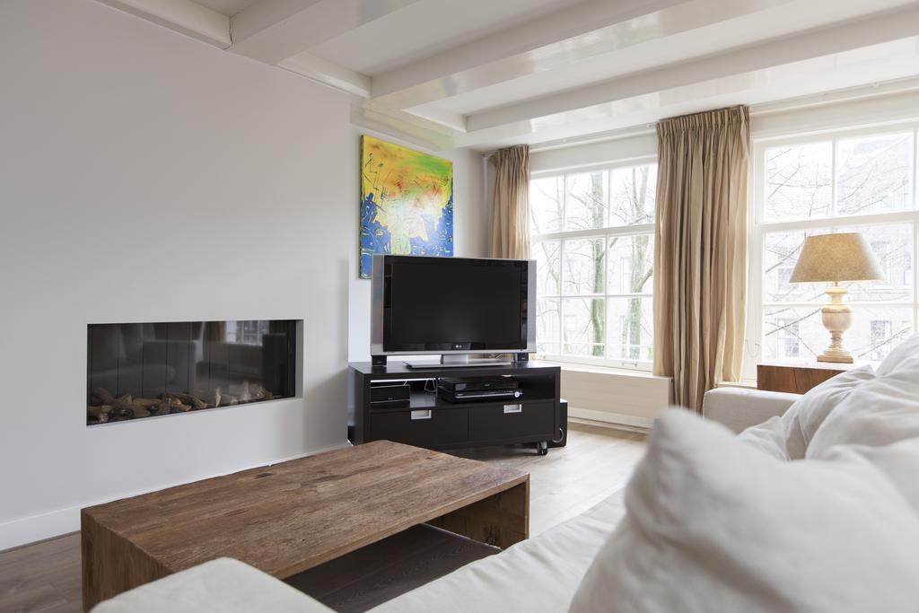sunny and airy Amsterdam - Apartment Lex B luxury apartment