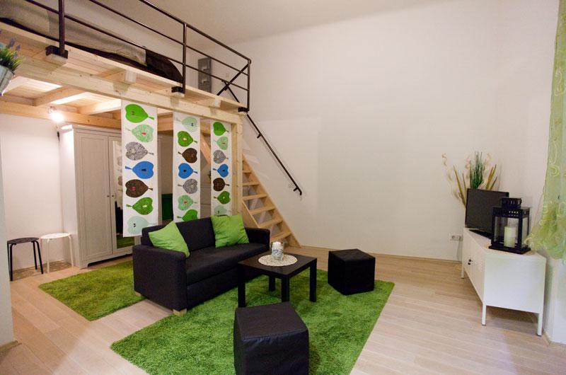 Budapest - Apartment Life