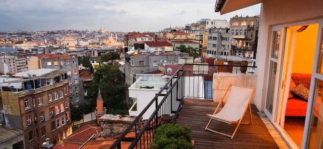 fun Istanbul - Divan luxury apartment holiday home and vacation rental