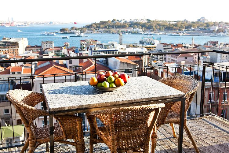 fantastic Istanbul - Divan luxury apartment holiday home and vacation rental