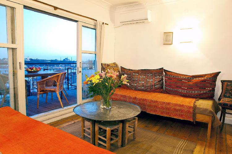 fancy Istanbul - Divan luxury apartment holiday home and vacation rental