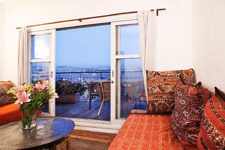 fascinating Istanbul - Divan luxury apartment holiday home and vacation rental