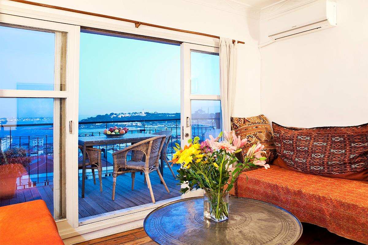 fabulous Istanbul - Divan luxury apartment holiday home and vacation rental