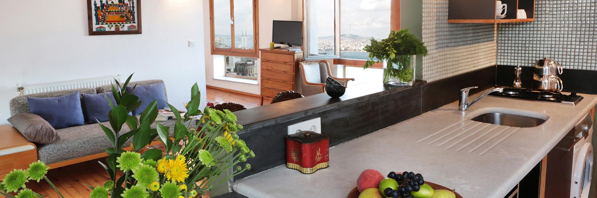 Istanbul - Yildiz Apartment 1