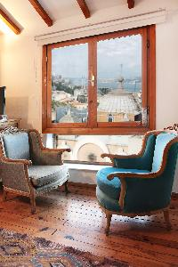 awesome view from Istanbul - Yildiz luxury apartment 1 holiday home and vacation rental
